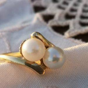 טבעת פנינים