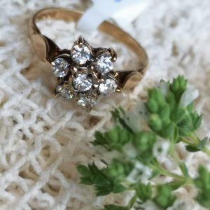 טבעת זהב עתיקה