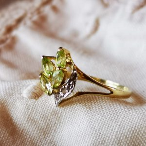 טבעת פרידוט יהלומים