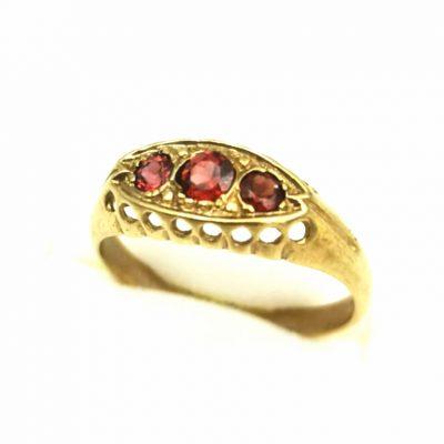טבעת טריו שרדונה