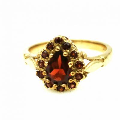 טבעת טיפת ארגמן