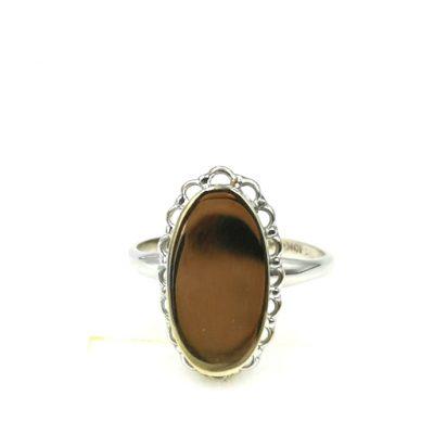 טבעת חותם תחרה