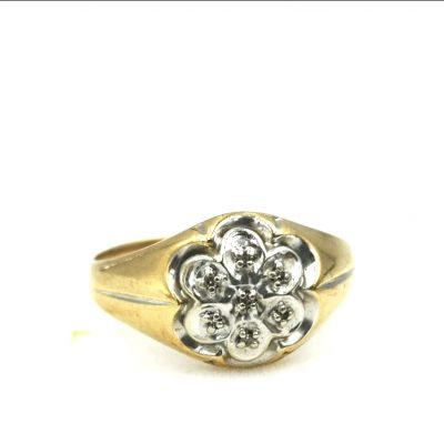 טבעת אלסקת יהלומים