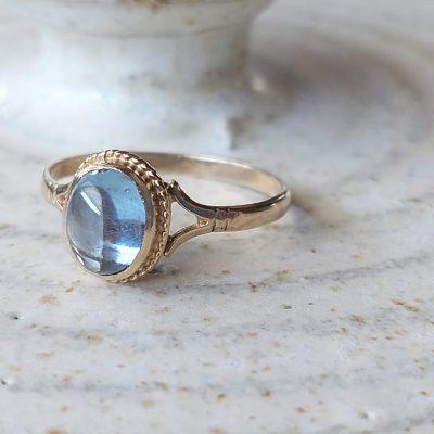 טבעת אור הטופז