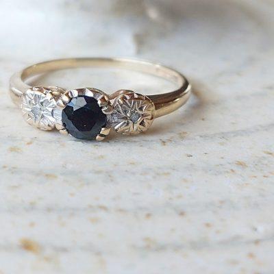טבעת קרני